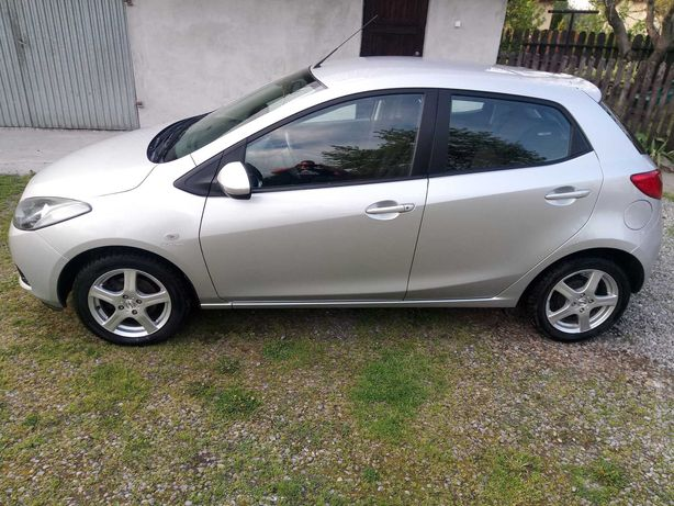 Mazda zamienię na Touran, Caddy, Golf Plus