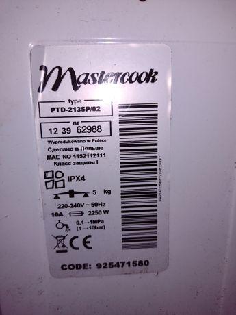 Pralka Mastercook na części