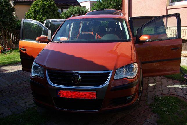 VW touran cross 1.4tsi Benzyna