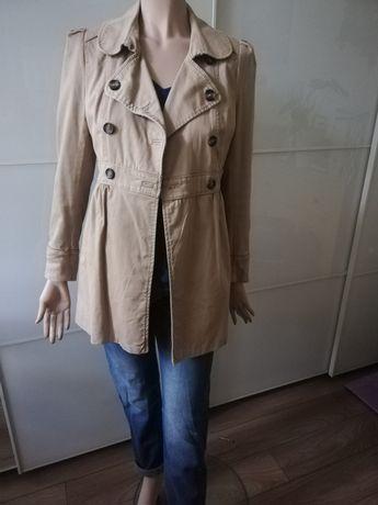 Kurtka płaszczyk H&M 38