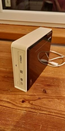 Nagrywarka Lite-ON DVD+/-RW EZ-DUB na USB (brak zasilacza)