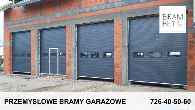 Przemysłowa Brama Garażowa - Gdańsk