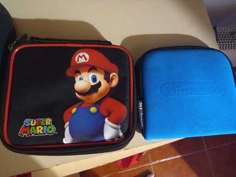 Pokémon nintendo DS original +2 bolsa original nintendo ds