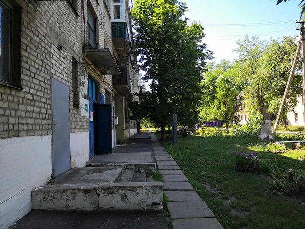 2-комнатная квартира в военном городке, Купянск