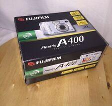 FUJIFILM FinePix A400 Фотоаппарат