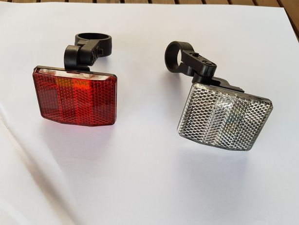 Lampki odblaskowe odblaski światełka odblaskowe