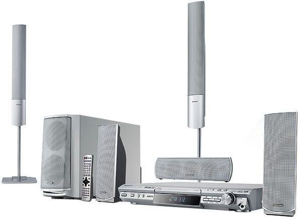 Zestaw kina domowego Panasonic SC-HT845