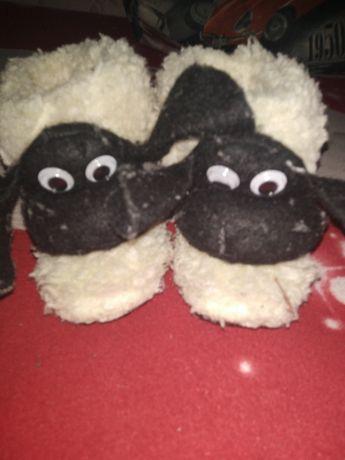 Валенки на овчине
