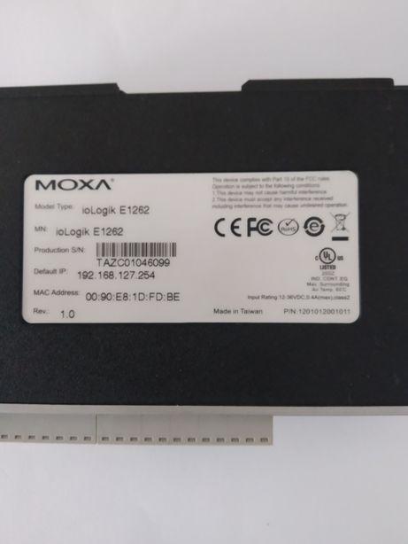 MOXA IOLOGIK E1262 moduł kontrolno-pomiarowy