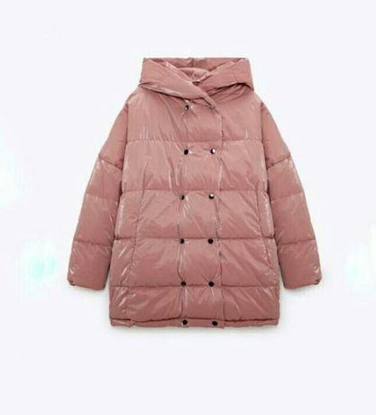 пуховик куртка пальто Zara