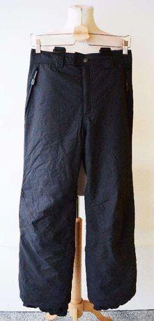 Spodnie Narciarskie Czarna L 40 Tenson Narty Zima Zimowe Snowboard