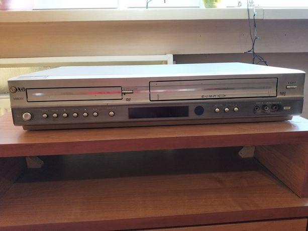 Odtwarzacz VHS LG