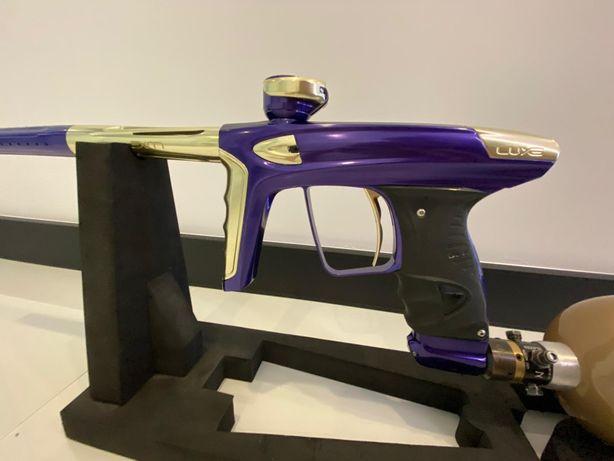 Marker DLX Luxe Ice Kolor godny proboszcza lubiącego złoto