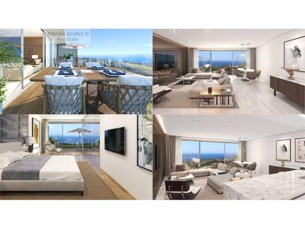Apartamento T2 de Luxo com fantástica vista mar perto da ...