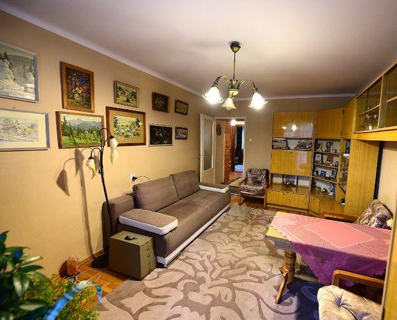 2 pokoje, I piętro, 47 m2, ul Wyspiańskiego