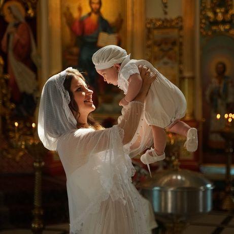 Фотограф крещение, венчание. Киев, область.