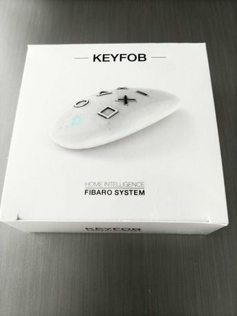 FIBARO SYSTEM KeyFob FGKF-601 ZW5 z-wave plus pilot kontroler scen