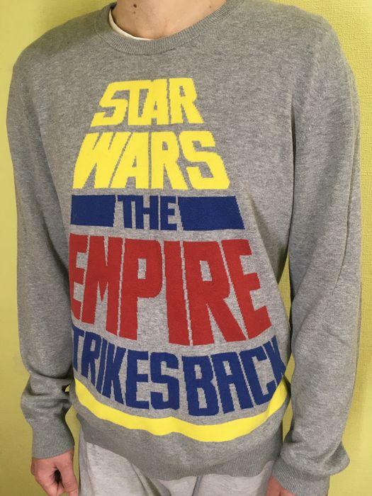Легкий мужской свитер звёздные войны star wars Киев - изображение 1