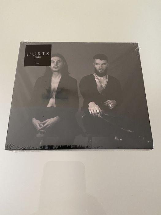 Płyta CD Hurts Faith zafoliowana Wrocław - image 1