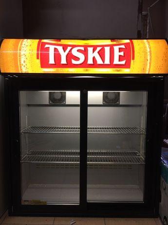 Холодильная витрина-шкаф