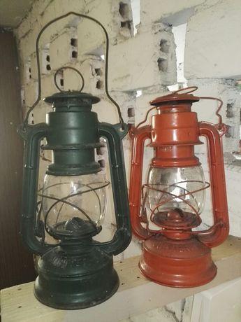 Lampy naftowe Jupiter- cena za dwie sztuki