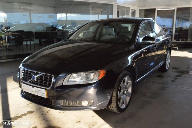 Volvo S80 2.4 D5 Nivel 3 Geartronic