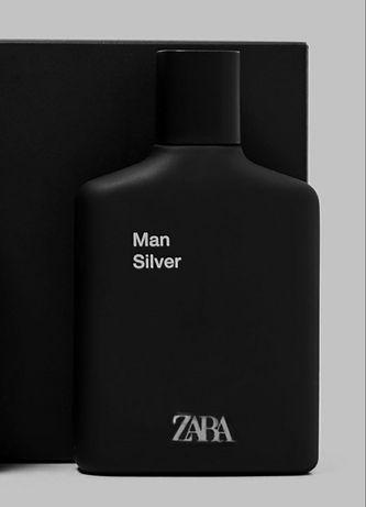 Парфуми Zara Man Silver Духи