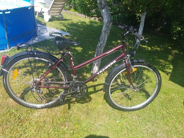 Sprzedam rower damski , młodzieżowy