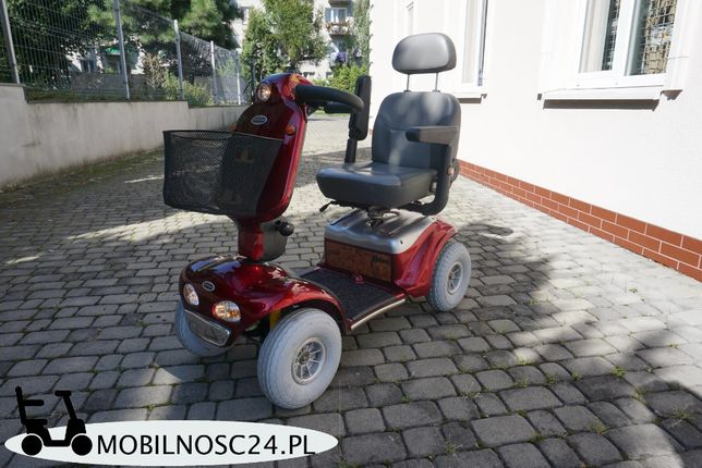 Skuter,wózek inwalidzki elektryczny Shoprider Cadiz 2015r.