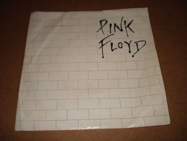 Antigo Single Pink Floyd – Another Brick In The Wall (Part II) - 1979
