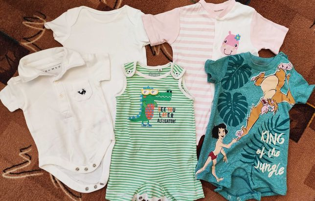 Набор, комплект, пакет вещей на мальчика 1-3 месяца