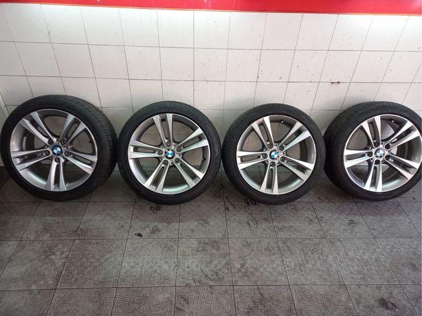 Jantes originais BMW 18  5x120 C/ Pneus Novos