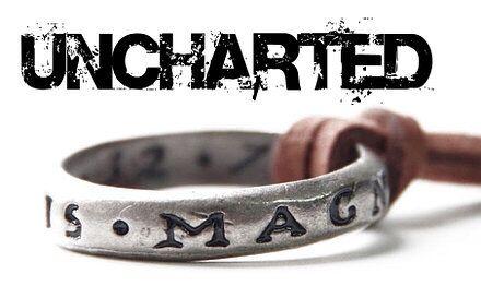 Uncharted кольцо Дрейка