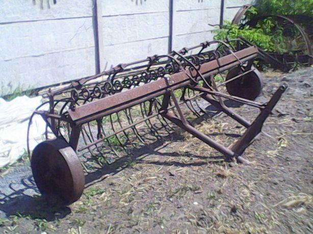 Грабли для трактора