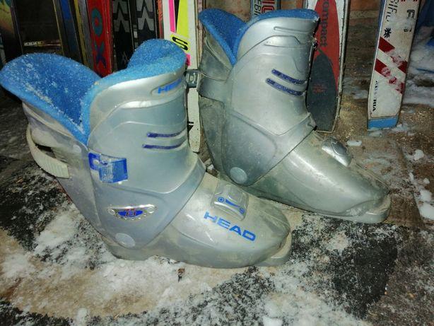Buty do nart zjazdowych 41