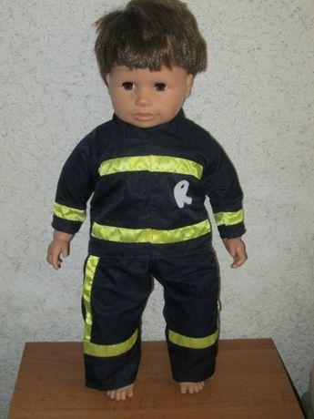 Lalka bobas jak dziecko DUŻA 66 cm niemiecka firmy Zaft creation