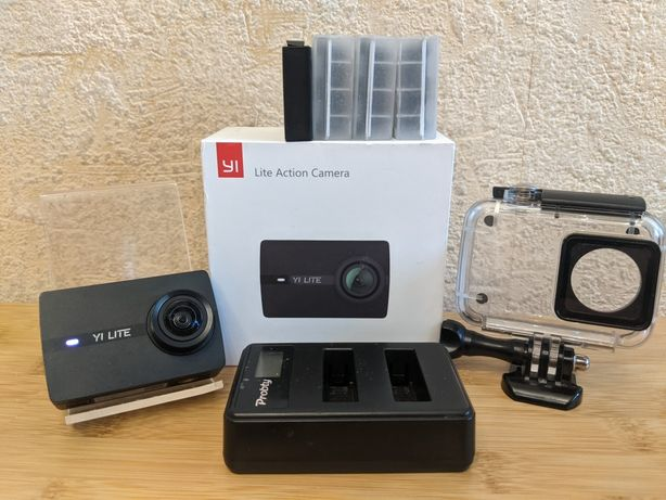 Экшн камера Xiaomi Yi Lite 4K Обмен на криптовалюту.