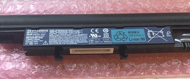 Батарея Acer AS09D36 оригинал