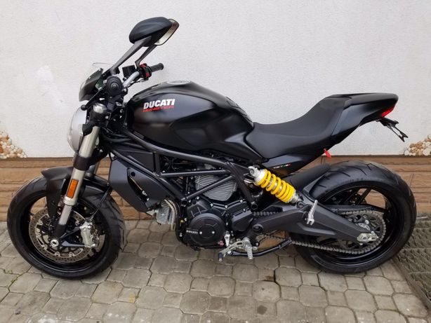 Ducati monster 797 новый