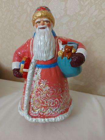 Дед Мороз ссср ,прессопилки.Торг.