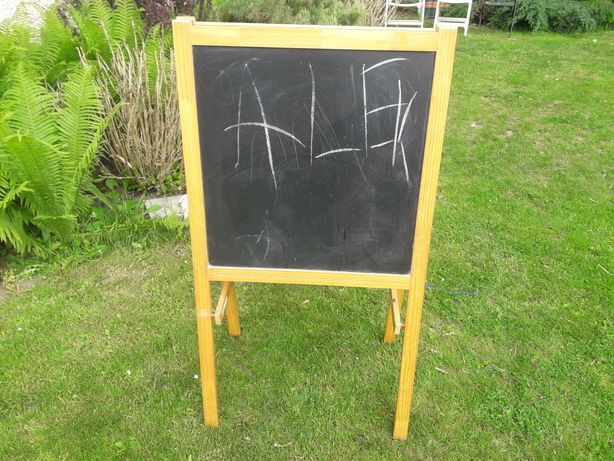 Stojak do rysowania malowania dla dzieci tablica