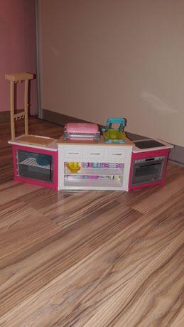 Zestaw idealna kuchnia Barbie