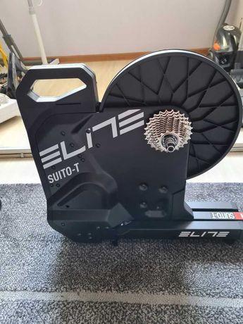 Trenażer magnetyczny Elite Suito-T + EXTRAS