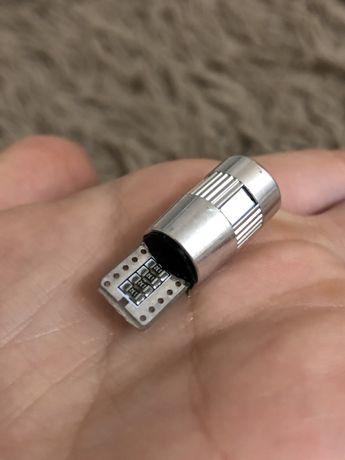 НОВЫЙ светодиодный фонарь в машину
