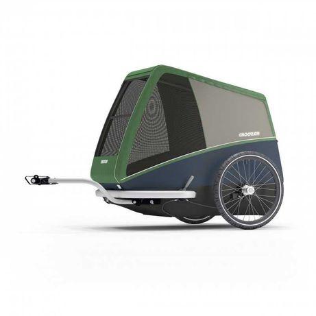 Przyczepka rowerowa dla psów - Croozer Dog XXL NEXT GENERATION