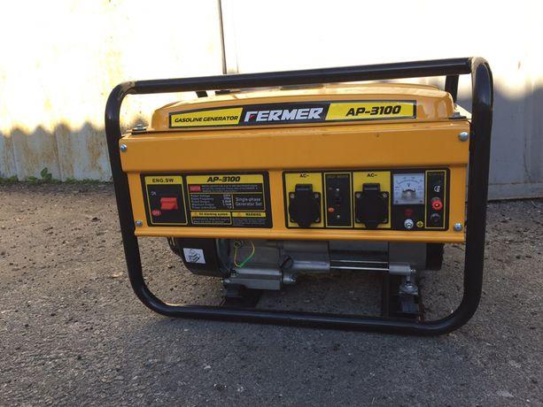Прокат, аренда генератора, бензиновый генератор, бензогенератор