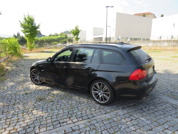 BMW 320D 184cv M caixa manual