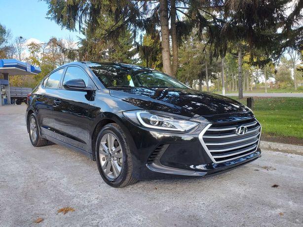 Hyundai Elantra 2.0 avtomat GBO.