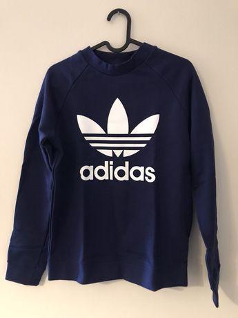 Bluza Adidas granatowa r. 36