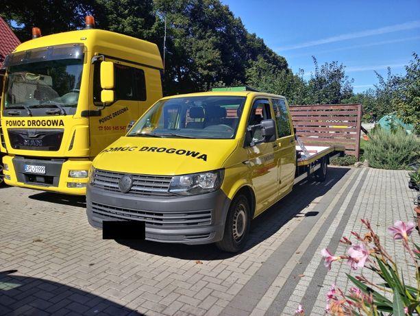 VW T6 Pomoc Drogowa